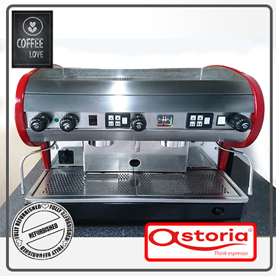 Astoria Lisa Cma 3 Group Commercial Coffee Espresso Machine