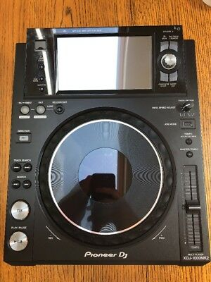 Pioneer XDJ-1000 Mk2 Rekordbox Multi Player USB/Rekordbox Professional Turntable
