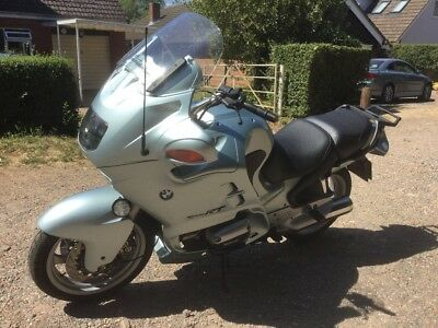 BMW R1100 RT 1997 Only 16,740 miles. In very good conditon/well maintained