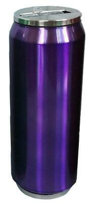 Thermos Can Double Walled Vacuum Insulated 16 Ounce Stainless Bottle With Flip