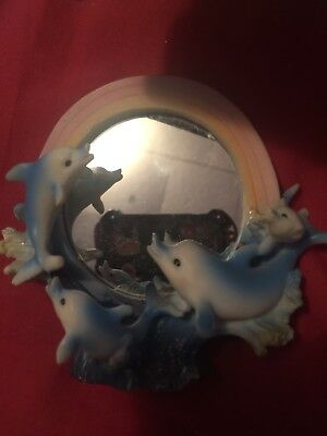 Small Dolphin Mirror