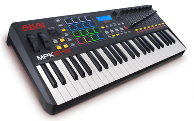 AKAI MPK 249 - Performance Keyboard Controller