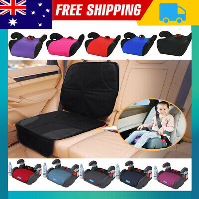2x Car Booster Seat Chair Cushion Pad For Toddler Child Children Kids Sturdy AU