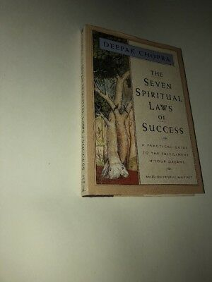 The Seven Spiritual Laws of Success (Hardcover)