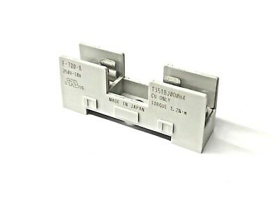 New SATO # F-700-A Fuse Holder for 3AG Fuses Modular