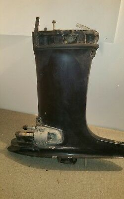 Mercury Outboard Motor Mid Section 1970's 75-150 HP
