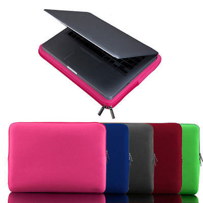 11-14'' Ultrabook Laptop Sleeve Case Bag Cover For Macbook HP Dell Toshiba ASUS