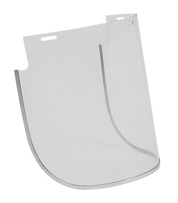 Protector THERMOGUARD+ VISOR 200x400mm 1mm Thick, Flared CLEAR *Aust Brand