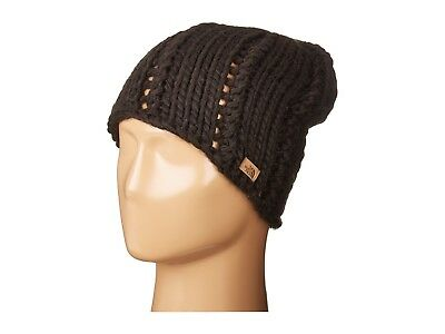 The North Face Women s Chunky Knit Beanie TNF Black ONE SIZE 8519a059edad