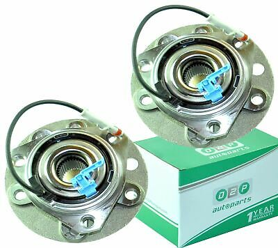 2x FRONT WHEEL BEARING HUB KIT - VAUXHALL OPEL ASTRA H ZAFIRA B 2-YEARS WARRANTY