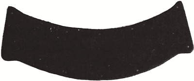 10x Protector TERRY TOWELLING SWEATBAND Suits All Safety Helmets BLACK*AUS Brand