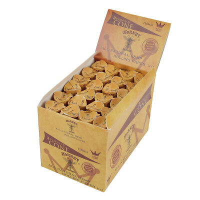 Pack of 72pcs Tobacco Cigarette Smoking Rolling Papers 110mm Length for Smoker