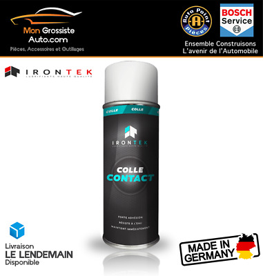 IRONTEK Colle Contact 400ml