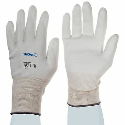 Showa Dyneema Work Gloves with Cut Protection 540D 8/L