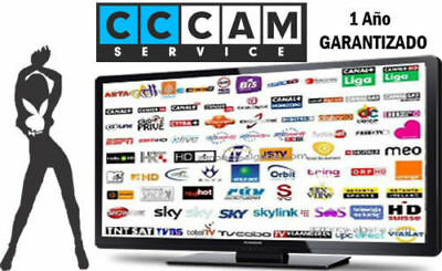Europe Cccam Server 1year Germany&kabel,Spain,Austurian,Portugal,Poland
