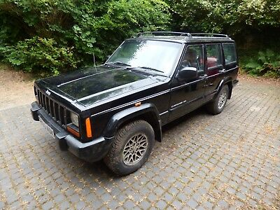 Jeep Cherokee Limited A Spares Or Repair