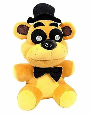 New FNAF Five Nights at Freddy's Collector Golden Freddy Doll Plush Toys 18CM