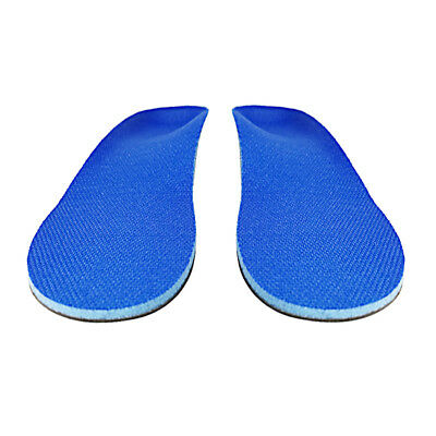 Orthotic Arch Support Full Length Shoe Insoles for Men Women Flat Feet Pronation
