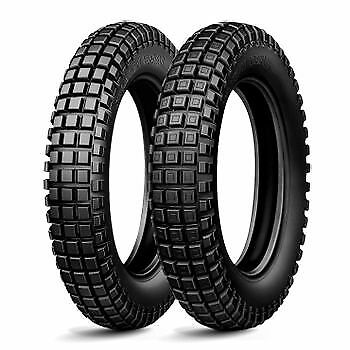 Michelin pneumatico trial light x 120 100r18 tl comp//m//c-Michelin 572546774 68 m