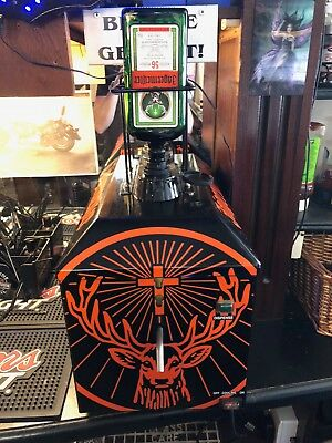 Jagermeister Dispenser & Cooler