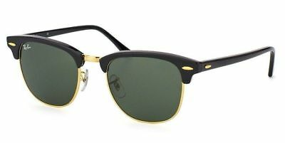 Ray-Ban Clubmaster RB 3016 W0366 Size: (S) 51mm Neu&Ovp - Wm Special