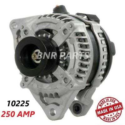 250 AMP 10225 Alternator Ford Mustang 5.0L BOSS 302 M/T High Output Performance