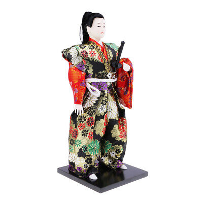 Japanische Puppen Japan Home Articles Dekoration Geschenk Warrior Dolls