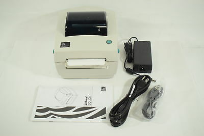 Zebra CG420D Industrial Direct Thermal Barcode And Shipping Label Printer