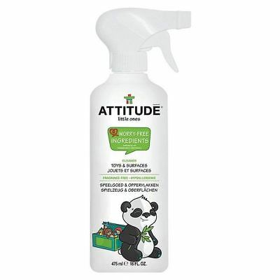 Attitude Toy & Surface Cleaner 475ml