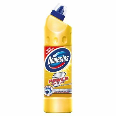 Domestos Power 7 Golden Storm Bleach 750ml
