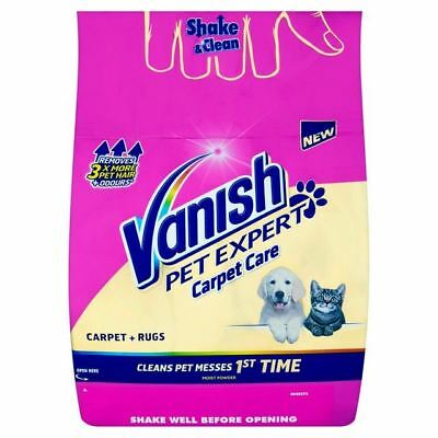 Vanish Pet Expert Powder 650g