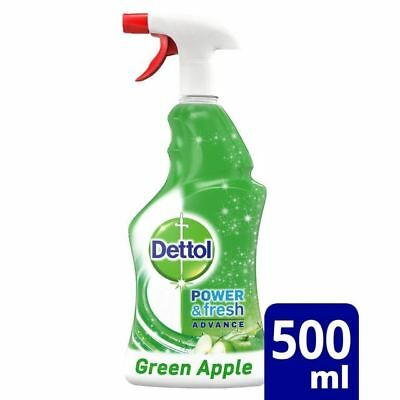 Dettol Power & Fresh Green Apple 500ml