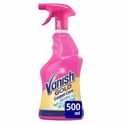Vanish Gold Carpet Spray 500ml