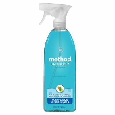 Method Bathroom Cleaner Spray 828ml