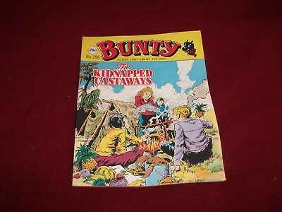 BUNTY  PICTURE STORY LIBRARY BOOK  from the 1980's - never been read! ex condit!