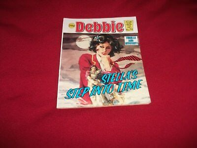 RARE DEBBIE  PICTURE STORY LIBRARY BOOK from the early 1980's