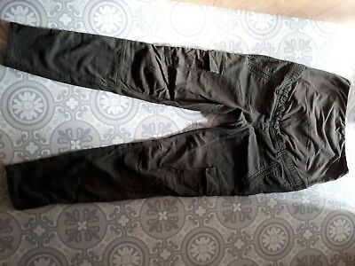 maternity trousers from H&M 10-12 over bump