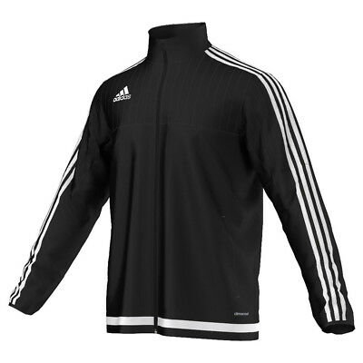 Adidas Man Tiro 15 Training Jacket Navy Red Black