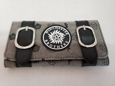 Winchester Brothers Wallet Supernatural