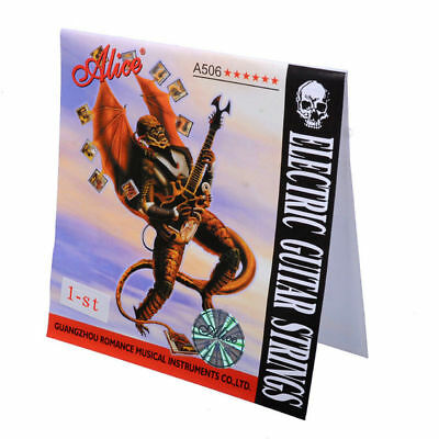 2 PACK A506 Electric Guitar Strings .009 inch 0.23mm Stainless Steel 1st String