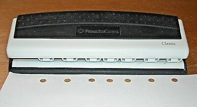 Franklin Covey Classic Planner Ergo 7-hole Punch