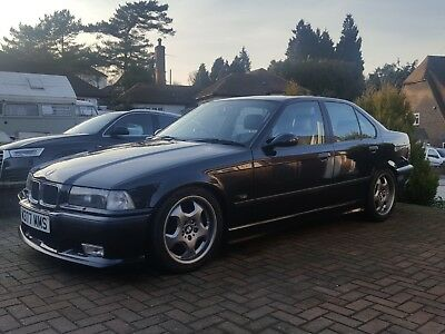 Bmw E36 M3 Evo 3.2 Saloon 6 Speed In Superb Original Condition Must Be Seen