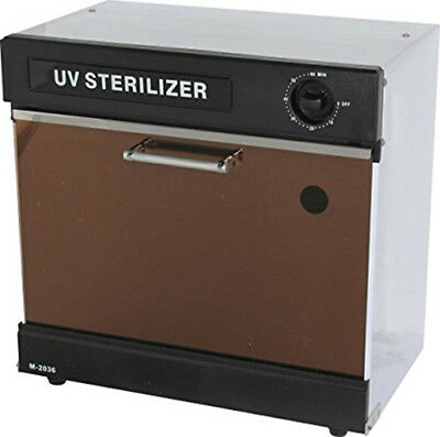 D Salon Professional UV Sterilizer Cabinet w/Timer Nail Tattoo Facial Beauty Sal