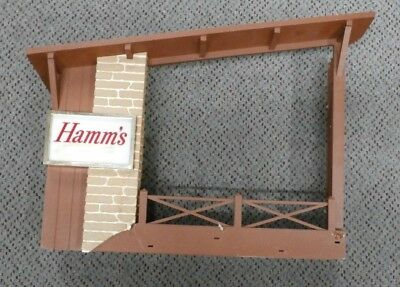 Vintage Hamm's Beer Sign- For Parts