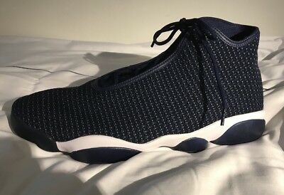 Nike Air Jordan Horizon Mid Navy/white Gr. 50,5 US 16 UK 15
