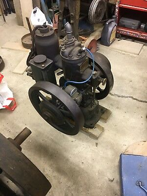 Petter M type 4hp Stationary Engine