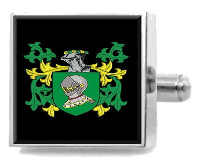 Box Set 8 Usb Pen Star Cufflinks Post Blatch Family Crest Other Writing Collectibles