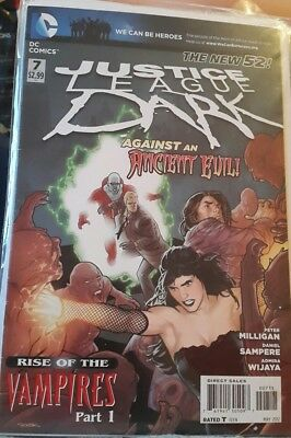 justice league dark the new 52 #7