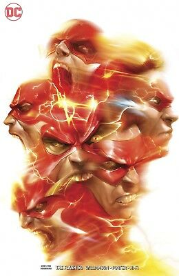 Flash #50 Francesco Mattina Variant DC Comics Universe NM