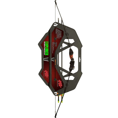 PSE ARCHERY EXPLORER YOUTH RECURVE BOW Starter Set - Youth Kids Bow and Arrow